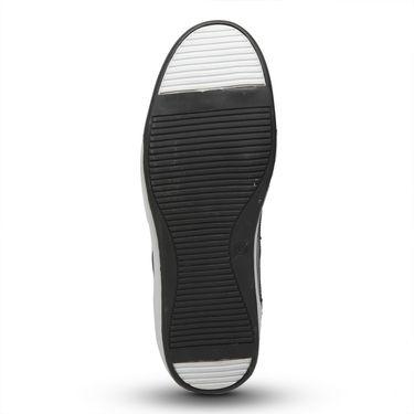 Ten Blue Leather Sneakers -mtj19
