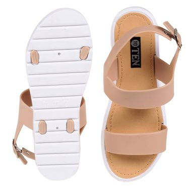 Tan Sandals For Women -Te37