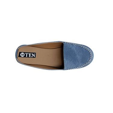 Ten  Denim Blue Sandals -ts230