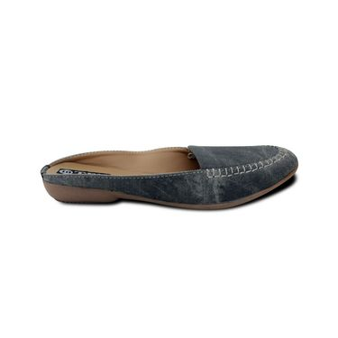Ten  Denim Gray Sandals -ts228