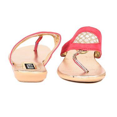 Ten Suede Pink Sandals -ts328