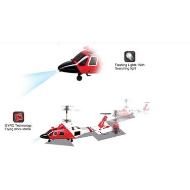 3.5 Channel P701 Series RC Coastal Helicopter