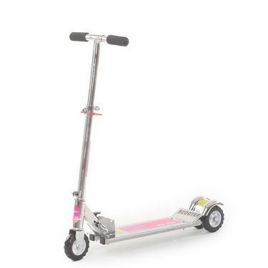 Kick Scooter for Kids - Silver