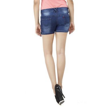 Pack Of 3 Uber Urban Denim Shorts-UB-09