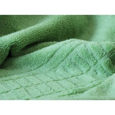 Story@Home Pack of 4 Pcs Hand Towel 100% Cotton-Light Green-TWL-1018-M
