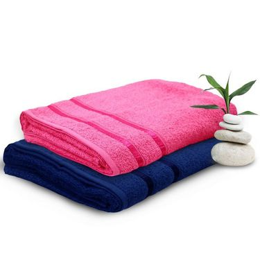 Set of 2 Storyathome Cotton Bath Towel-TW_1207-L_1202-X