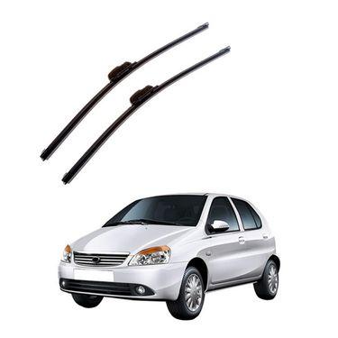 Autofurnish Frameless Wiper Blades for Tata Indica Old (D)20