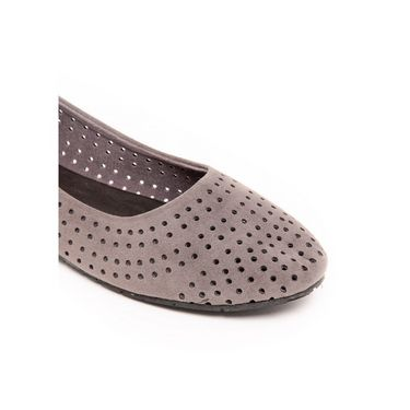 Ten Suade Leather 214 Bellies - Grey