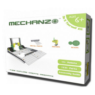 Thinnk Ware Mechanzo Educational Toy kit - 6 Plus