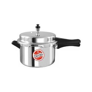 United Outerlid Pressure Cooker Elegance Plus 3 Ltr
