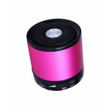 Vibrandz Smart Bluetooth Wireless Speaker - Pink
