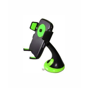 Vibrandz Colourful Phone Car Holder - Green