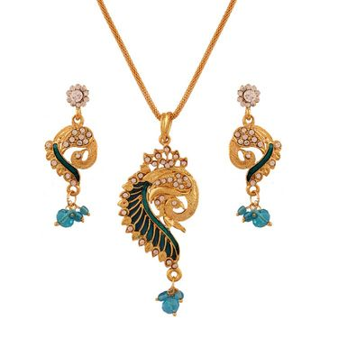 Combo of 3 Chain Pendant Sets_Vd15982