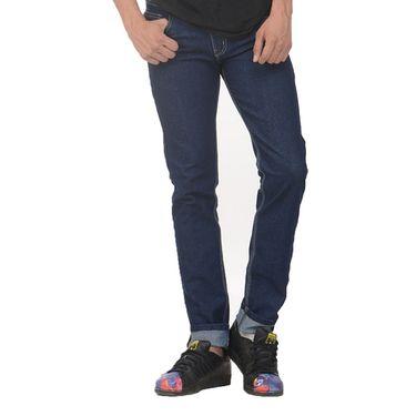 Pack of 3 Plain Slim Fit Jeans_Vgncm3 - Blue