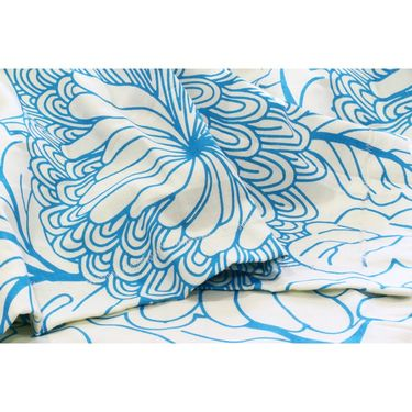 Storyathome 100% Cotton Double Bedsheet With 2 Pillow Cover-VL1207