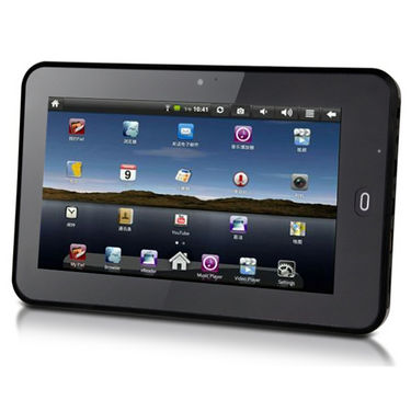 VOX (V81) 7inch Ultra Slim Tablet with 4GB Memory, 3G Support, 1GHz CPU, Google Android OS