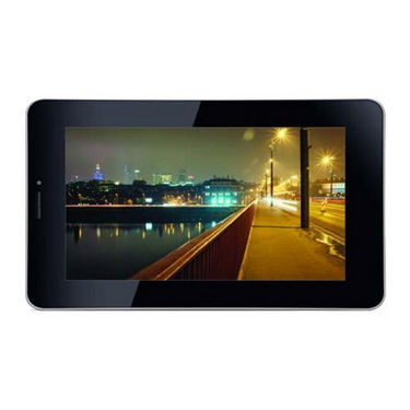Vizio VZ-706 Dual Core 2G Speed Calling Tablet with 3G via Dongle - Black