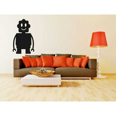 Robot Decorative Wall Sticker-WS-08-031