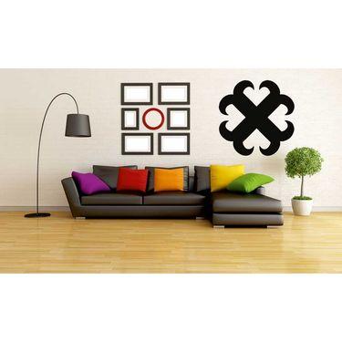 Black Decorative Wall Sticker-WS-08-078