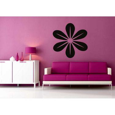 Floral Decorative Wall Sticker-WS-08-083