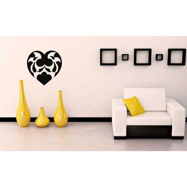 Heart Decorative Wall Sticker-WS-08-092