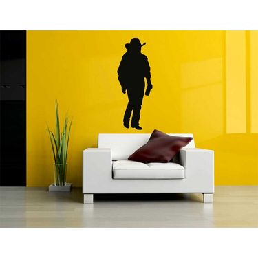 Men Decorative Wall Sticker-WS-08-104