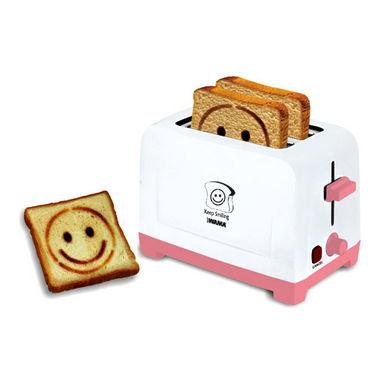 Wama Smiley Pop Up Toaster WMTO 09