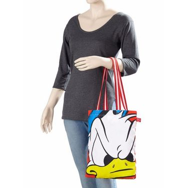 Combo of 3  Womens Canvas Be For Bag With Free Wristlet -dsb01