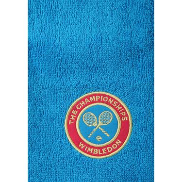 Wimbledon Ladies Face Towel 2015 (Set of 2) - Berry & Azzure