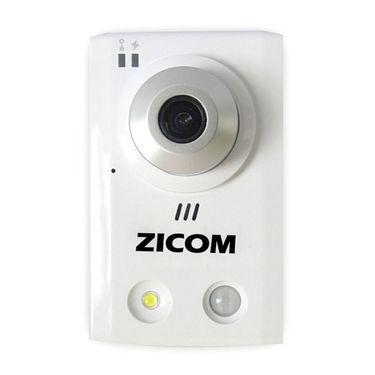 Zicom's inTouch Push Video Alarm System (Quanta) - White
