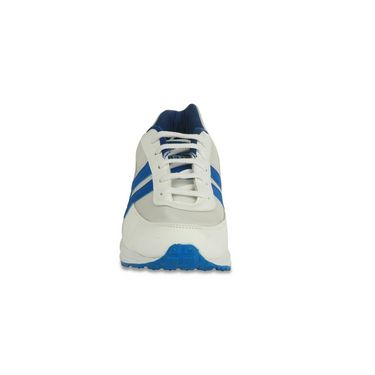 Bacca bucci-Rubber mesh-Sports Running shoes-White-3761