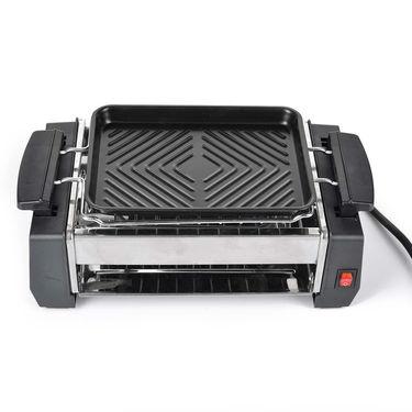 Mini Electric Grill & BBQ Grill 1000W