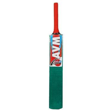 AVM Splash 20-20 Kashmir Willow Cricket Bat (Short Handle) - Green