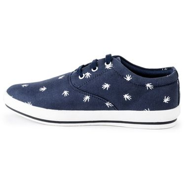 Foot n Style Canvas Black Casual Shoes -fs3131