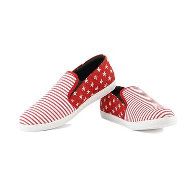 Canvas Black Casual Shoes -bn27