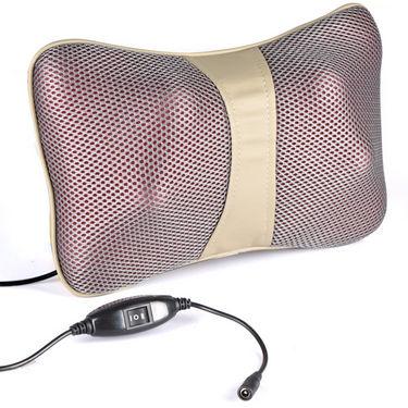Car Electric Massage Headrest / Magic Energy Pillow