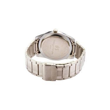 Mango People Analog Round Dial Watch For Men_mp014 - White