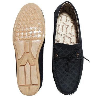 Detak Pvc Loafer Shoes -Rocky18