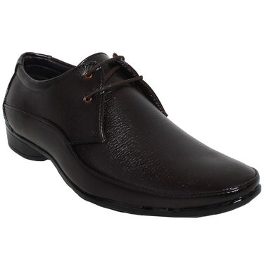 Detak Synthetic Leather Formal Shoes -Rocky23