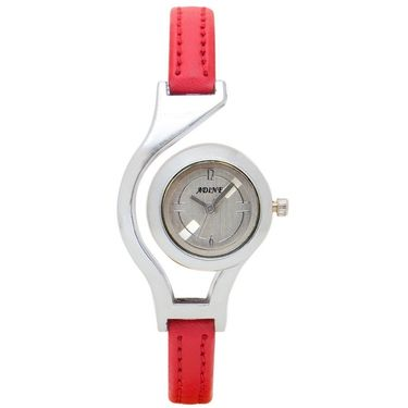 Adine Analog Wrist Watch For Women_Ad1201rs - Silver