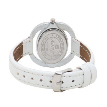 Adine Analog Wrist Watch For Women_Ad1240w - White