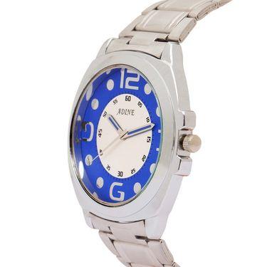 Adine Analog Wrist Watch For Men_Ad52007sb - Blue