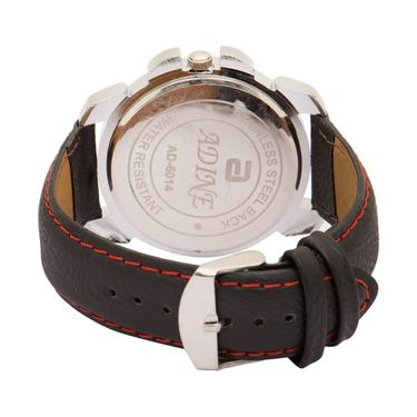 Adine Analog Wrist Watch For Men_Ad6014bk - Black