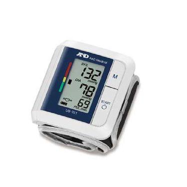 A&D UB-351 Digital Wrist Type BP Monitor