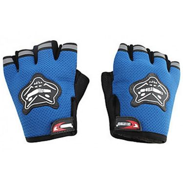 Knighthood Bike Driving Fingerless Gloves
