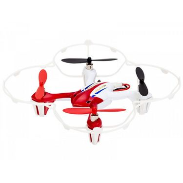 4Ch 6 Axis X1 RC Quadcopter with Blade Protection Design - Red