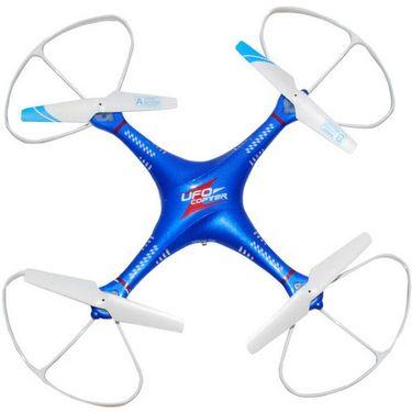 2.4Ghz 6-Axis RC Quadcopter X10 - Blue