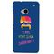 Snooky Digital Print Hard Back Case Cover For Htc One M7  Td12044