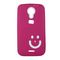 Snooky Smiley Back Case Cover For Micromax Canvas Magnus A117 Td13263