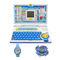 Combo of Advanced Kids 20 Activity Laptop + Beyblade & Watch